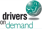 Drivers on Demand logo