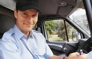 Drivers on Demand - Van Driver